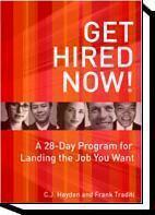 Get Hired Now! book